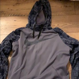 XL Nike Dri fit hoody sweatshirt